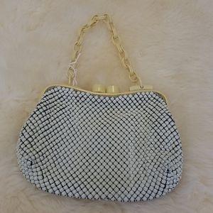 Whiting & Davis Bakelite 1930s handbag